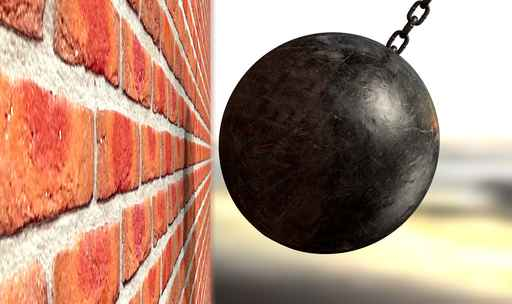 avoid hitting the financing wall